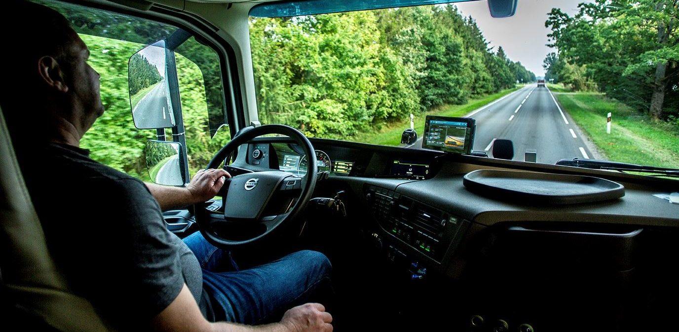 Long-haul driver